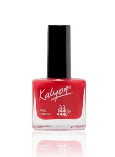 Kalyon Kalyon Oje - Nail Polish No:221 11ml Kırmızı